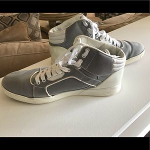 Auth Gucci mens sneakers Size 12 for sale